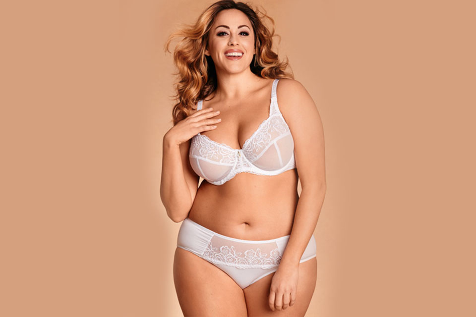10d13cb727f Big Is Beautiful  Choose The Perfect Plus Size Bra. - Buy Women s ...